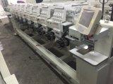 Multi máquina computarizada 8 cabeças funcional Wy908c do bordado do t-shirt do tampão