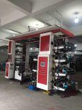 Ökonomische Farben-flexographische Drucken-Maschine des Standard-acht