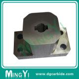 литье под давлением закаленной стали/карбида вольфрама/бронза просверлите отверстие направляющей втулки с фланцем
