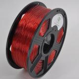 La venta al por mayor 40 colorea 1.75 el filamento de la impresora del PLA 3D, PETG 1.75m m