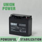 AGM van de Batterij van VRLA 12V17ah UPS de Zonne Zure Batterij van het Lood