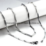 女性のための高品質925silverの宝石類の鎖のネックレス