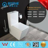 Banheiro lavabo um pedaço quadrado de cerâmica Wc Lavagem Bc-1327