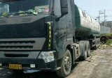 Sinotruk HOWO 6*4는 트랙터 트럭, 사용한 트럭을 사용했다