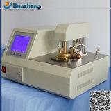 Óleo do laboratório de teste de líquido de ponto de fulgor de copo fechado Instrumento de medição