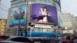 Moje P10 en la pantalla LED de color en el exterior en vallas de publicidad