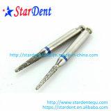 Ra Dental/Ca de 2,35 mm a baja velocidad del vástago de Diamante Dental rebabas