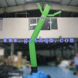 昇進のつけられた膨脹可能な入口のアーチ/PVCの防水シートの膨脹可能なアーチ道