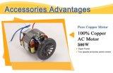 강력한 500W 알루미늄 바디 전기 싱크대 믹서 (B19)