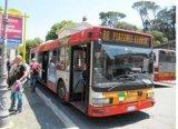 최고 수준 P10 옥외 호박색 색깔 버스 LED 목적지 전시, 버스 LED 위원회