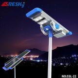 Réverbère solaire de la Chine 24V DEL de qualité avec la FCC RoHS de la CE de ccc