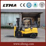 油圧装置が付いている中国3のトンLPG/Gasolineのフォークリフト