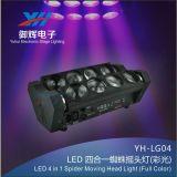 LED-farbenreiches Armkreuz bewegliches HauptCorey Stadiums-Licht