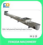 Horizontale Schaber-Förderanlage (TGSU40) für Tierfutter-Maschine