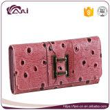 Fani затаврило изготовленный на заказ женщин бумажника пасспорта кожи кожи страуса