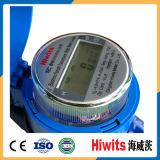 Compteur d'eau GSM volumétrique à distance à distance sans fil à bas prix