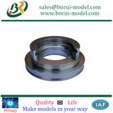 Usinage des pièces d'aluminium à usinage rapide