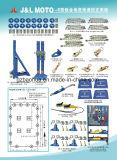 Автоматические Систем-Стенд ремонта тела/машина раскручивателя тела корабля/машина ремонта рамки (модель e)