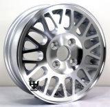 13 дюймовых продаж авто легкосплавные колесные диски с технологией Hyper Silver или серебристого цвета