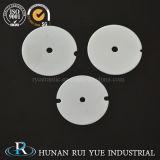 Disco de cerámica industrial de la aplicación del substrato del alúmina