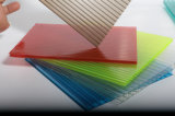 Doppel-Wand Polycarbonat-Höhlung PC Blatt