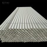 Tubo de cerámica del calentador del alto alúmina de cerámica de la conductividad termal el 99%
