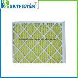 Filtro de aire para el sistema de ventilación de cartón