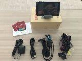 Car 5 pulgadas GPS Smart cámara dual DVR Dashcam