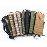 Outdoor Camouflage Hydration Backpack Escalada Caminhada Saco de água