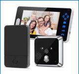 Portier vidéo sans fil à vente chaude avec porte Bell