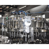 Machine de remplissage liquide personnalisée par boisson carbonatée