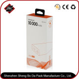 Het plastic Verpakkende Vakje van de Douane van het Document van de Haak voor Elektronische Producten