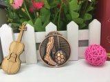 Medaglia in lega di zinco di Soccor di gioco del calcio del bronzo dell'argento dell'oro di abitudine 3D
