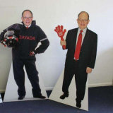 Life Size Cardboard Cutout Custom Made Lifesize Standee Parties
