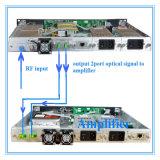 Transmisor óptico de la fibra del laser CATV 1550 nanómetro de Aoi Fujitsu Ortel Dfb
