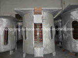 Fornace elettrica di induzione per media frequenza per 1t