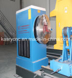 CNC Hoge Efficiënte Hoge Definitie 5 As om Scherpe Machine van Oxyfuel van het Plasma van de Pijp de Speciale