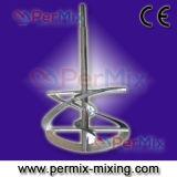 Mezclador (cinta helicoidal)