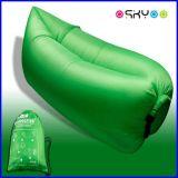 Lamzacのたまり場の膨脹可能な寝袋の空気ソファーベッドをカスタマイズしなさい
