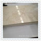 De Beige Marmeren Tegels van het Zinkwit voor de Vloer van het Hotel