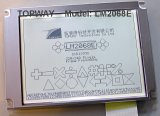"320X240 3.8 "" 관제사 IC Sid13700를 가진 LCD 디스플레이 FSTN LCD 모듈 (LM2068E)"