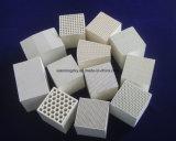 Cordierite/riscaldatore termico di ceramica denso del favo mullite/della cordierite