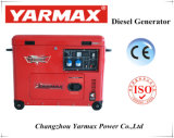 Tipo de luxo gerador diesel silenciosa forte e compacto 5KW