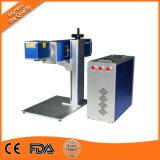Inscription de laser de non-métal de CO2/machine de gravure pour le module en cuir en bois de nourriture d'inscription