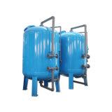 Filtre de sable lent d'installation de traitement d'eaux d'égout