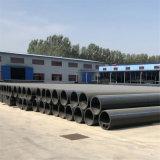 Tubo de plástico de HDPE de suprimento de água 90mm 0.8MPa