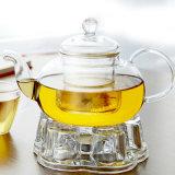 800 мл ручной работы термостойкий боросиликатного стекла Teapot
