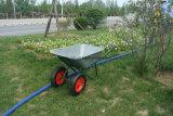ロシアの市場のための二重一輪車のトロリー手押し車Wb6430