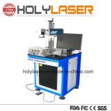 Verre machine de marquage au laser 3W UV Prix de la Banque d'alimentation