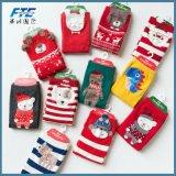 Décoration de chaussette de Noël de cadeau de Noël de 2017 coutumes
